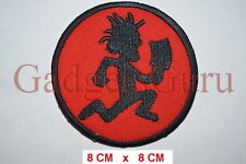 ICP Insane Clown Posse Running Man EMBROIDERED Iron on / Sew on PATCH Sale