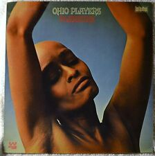 Ohio Players Pleasure Orig German Issue LP NM 1970's Northern Soul Funk Samples