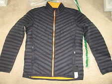 KJUS Blackcomb Down Jacket (For Men)Size:M.Black/Orange.NWT.