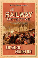 The Railway Detective by Edward Marston (Paperback) New Book