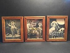 SHIRLEY TEMPLE MOVIE STILLS 3  PICTURES PHOTOS FRAMED UNDER GLASS 12 x 10