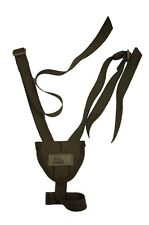 GI Military War Belt Suspenders 8465-01-519-6836 Ranger Green