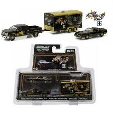 GREENLIGHT 31010B 2015 CHEVROLET SILVERADO & 1980 FIREBIRD SMOKEY & BANDIT 1:64