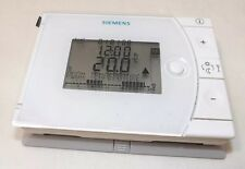 Siemens REV13 batterie programmable 24 hour thermostat