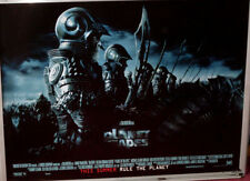 Cinema Poster: PLANET OF THE APES 2001 ('Horses' Quad) Mark Wahlberg Tim Roth