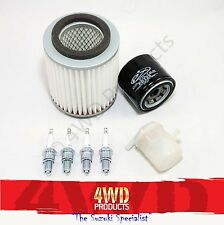 Filter & Spark Plug kit - Suzuki LJ80 F8A (78-81)
