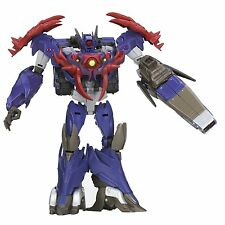 New Transformers Prime Beast Hunters Voyager Class Shockwave Figure 6.5 Inches