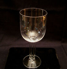 Cupola / 2 Pole Stem by Rosenthal WATER GOBLET 7 3/4""