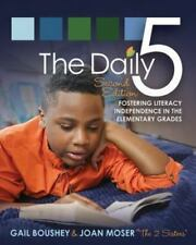 The Daily Five : Fostering Literacy Independence in the Elementary Grades by Jo…