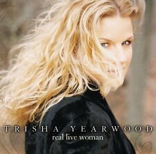 CD TRISHA YEARWOOD-REAL LIVE WOMAN- NEW COUNTRY MUSIC