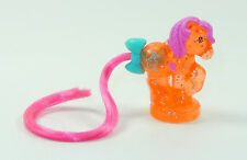 151 My Little Pony ~*RARE Twinkle Petite Orange Dark Pink Castle STUNNING!*~