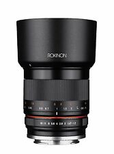 Rokinon 35mm F1.2 High Speed CSC Wide Angle Lens for Canon M - Model RK3512-M