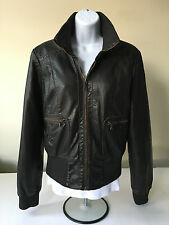 Women's Levi's Jacket Brown Medium