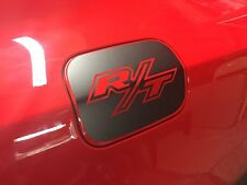 Dodge Charger R/T Gas Door Vinyl Overlay 2011+ Hemi Mopar Decal sticker 2015+
