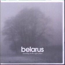 BELARUS - Standing In The Right Place (CD Single 2005) MINT