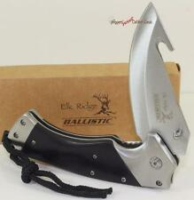 Elk Ridge Guthook Spring Assisted Opening Skinning Hunting Folding Pocket Knife