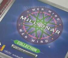 Wer wird Millionär? 4. & 3.Edition + Sport = Collection Euro Versionen PC
