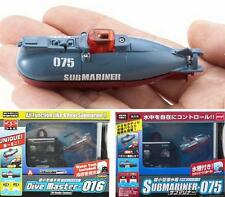 RC 6 CH SUPER Mini submarine Radio Control Vertical dive Vertical levitation XT