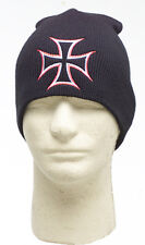 Iron Cross Beanie - One Size Fits All