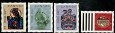 Canada #1294-1297 Christmas Set from 1990 MNH