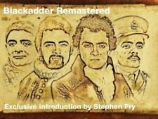 The Complete BlackAdder Digitally Remastered BBC TV Series DVD Collection New