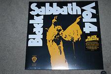 Black Sabbath  VOL 4.  -- 180 gram ORANGE vinyl -- factory sealed.  Color