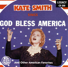 God Bless America (Bescol) by Kate Smith (CD, Jan-2002, Bescol)