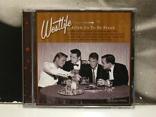 WESTLIFE - … ALLOW US TO BE FRANK - CD COME NUOVO LIKE NEW