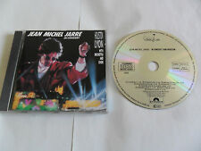 JEAN - MICHEL JARRE - In ConcertHouston/Lyon (CD 1987) WEST GERMANY  Pressing