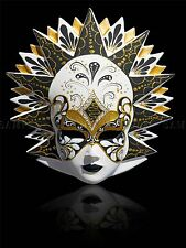 PHOTOGRAPHY VENETIAN MASK ORNATE CARNIVAL HEADWEAR ART POSTER PRINT BMP10069