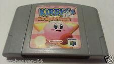 Kirby 64 The Crystal Shards (Nintendo 64 N64 PAL AUS/UK/EUR Free Shipping World)