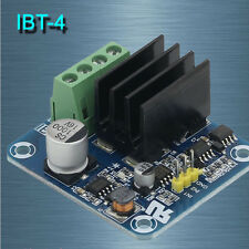 DC 50A Double IBT-4 Stepper Motor Driver H-Bridge PWM Smart Car Hot 999