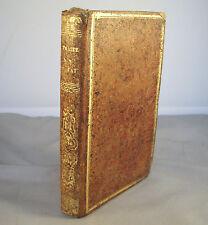 TRAITE SUR LE PATER / 1840 A LYON chez GUYOT Reliure cuir