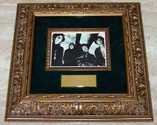 PINK FLOYD BAND SIGNED PHOTO / SYD BARRETT / FIVE SIGNATURES / EPPERSON & R&R