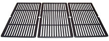 """Charmglow Gas Grill Cast Iron Coated Set Cooking Grates 29 9/16"""" x 19 1/8"""""""