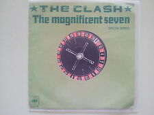 The Clash - The magnificent seven (Special Remix) 7'' Single