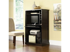 Cherry Computer Armoire Desk Hutch Workstation - Hideaway - New & FREE SHIPPING!