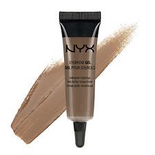 1 NYX Waterproof Eyebrow Gel EBG03 Brunette 0.34 oz New In Box Sealed