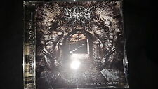 GOLGOTA return to the old path cd cbm christian black metal no lp elgibbor crims