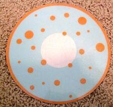 Sale! $2 Off! AMERICAN GIRL Illuma Room MINIS BLUE Room Round Reversible Rug