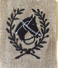 [Militaria] Fregio su telino Cavaliere Scelto REI - 1WW