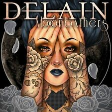 Moonbathers [Deluxe Edition] 2 cd set DELAIN ( FREE SHIPPING)