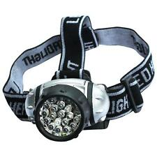 21 LED 4 Modes Waterproof Head Torch Flashlight Bike Lamp Headlamp JM