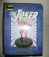DC Comics Golden Age The Joker Mini Statue