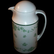 Corning Corelle: CALLAWAY Thermique Insulated Thermos Carafe: EXC: NR