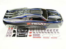 NEW TRAXXAS 1/16 E-REVO Body Painted Silver RE6V