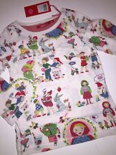 NWT 104 4 Yr Oilily Most Adorable TOVER Magical Fairy Tales T-shirt Top Tee