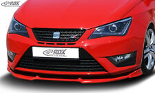 RDX Frontspoiler VARIO-X für SEAT Ibiza 6J Cupra Facelift 04/2012+