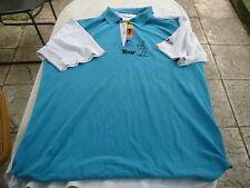 polo Adidas ATP Tour  XL vintage collector gros dessin au dos