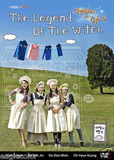 The Legendary Witch Korean Drama (10DVDs) Excellent English & Quality - Box Set!